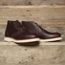 Red Wing 03141d Chukka Briar