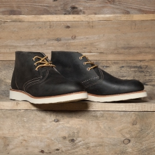 Red Wing 03150d Chukka Charcoal