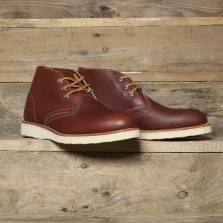 Red Wing 03139d Chukka Copper