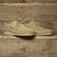 Clarks Originals Weaver Suede Maple
