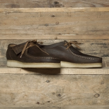 Clarks Originals Wallabee Leather Beeswax