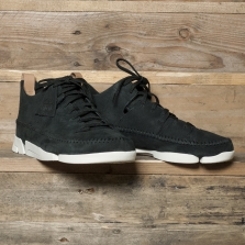Clarks Originals Trigenic Flex Nubuck Black