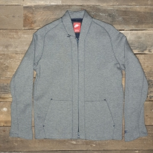 NIKE Tech Fleece Cardigan 744481 Grey