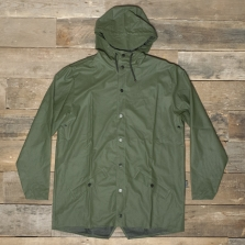 Rains Waterproof Jacket Green