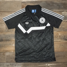 adidas Originals Aj8022 Germany Away Jersey Black