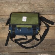Topo Designs Field Bag Navy/olive