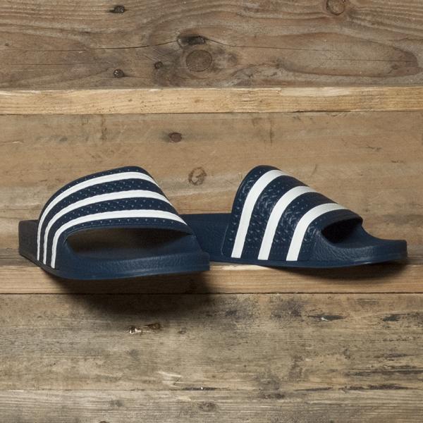 sports shoes 985b7 21b4a adidas Originals – Adilette 288022 Adi Blue