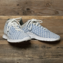 NIKE Free Inneva Woven 579916 401 Fountain Blue Granite