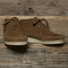 Clarks Originals Weaver Boot Suede Cola