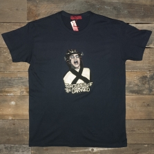 80s Casuals 80s Tortures Of The Damned T Shirt Navy