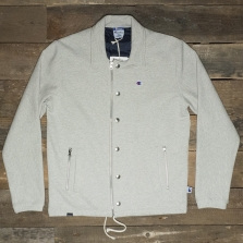 Champion Beams Beams Champion 210234 Coach Jacket Grey