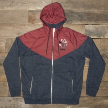 NIKE Nsw Legacy Windrunner Ft Gx 473 Obsidian Red
