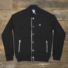 Champion Beams Beams Champion 210131 Bomber Jacket Black