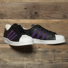 adidas Originals Superstar 80s Bb3718 Black Purple