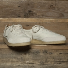 Clarks Originals Torcourt Super Leather White
