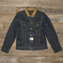 LEE 101 101 Storm Rider Jacket Dry Indigo
