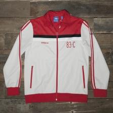 adidas Originals 83-c Tracktop Bk5312 Scarlet
