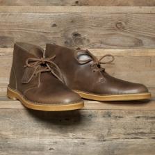 Clarks Originals Desert Boot Horween Leather Camel
