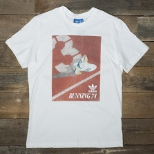 adidas Originals Az1025 74 Catalog Tee White