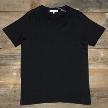 MERZ B. SCHWANEN 1950s Prima Quality T Shirt Deep Black