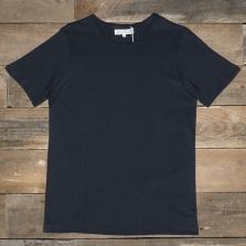 MERZ B. SCHWANEN 1950s Prima Quality T Shirt Dark Navy