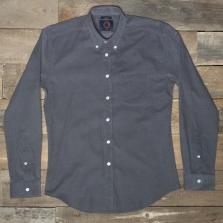 HUMAN SCALES Charles Shirt 163 Grey Cord