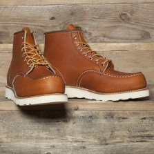 Red Wing 00875d Classic Moc Boot Oro Legacy Brown