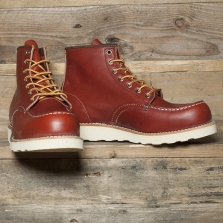 Red Wing 08131d Classic Moc Boot Oro Russet