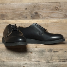 Red Wing 00101d Postman Oxford Black