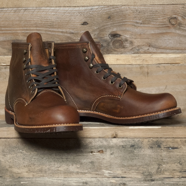Red Wing 03343d Blacksmith 6 Boot Copper Rough Amp Tough