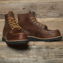 Red Wing 08886d Classic Moc Boot Copper