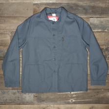LE LABOUREUR Jacket 18 Cotton Drill Grey
