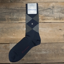 BURLINGTON Edinburgh 21182 Socks 6377 Navy