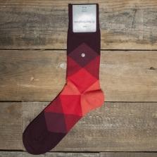 BURLINGTON Clyde 20942 Socks 8375 Red