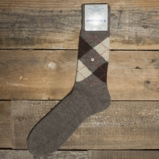 BURLINGTON Preston 24284 Socks 5256 Brown