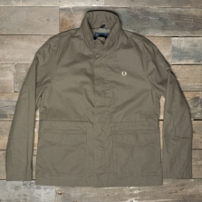 Fred Perry J1501 Field Jacket 385 Dark Olive