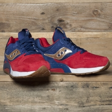 SAUCONY Grid 9000 S70279-1 Sparring Navy/red