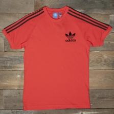 adidas Originals Bk7544 Clfn Tee Red