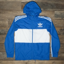 adidas Originals Bk5938 Clfn Wb Windbreaker Blue