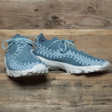 NIKE Air Footscape Woven Nm 875797 002 Smokey Blue