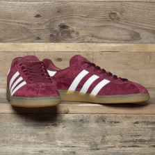adidas Originals Bb2776 Munchen Burgundy