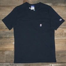 Champion Beams 210630 Beams Pocket T Shirt 2192 Nny Navy