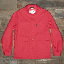 LE LABOUREUR Jacket 18 Cotton Drill Red