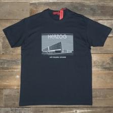 80s Casuals 80s Herzog T-shirt Navy