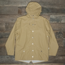 Rains Waterproof Jacket Khaki