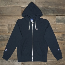 Champion Beams 210635 Beams Zip Through Hoody 2192 Nny Navy
