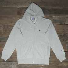 Champion Beams 210635 Beams Zip Through Hoody 3688 Loxg Grey