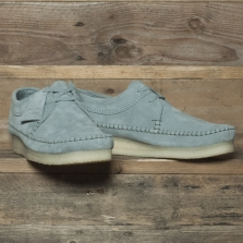 Clarks Originals Weaver Suede Blue/grey