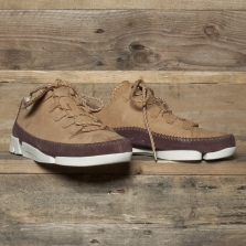 Clarks Originals Trigenic Flex 2 Nubuck Fudge