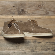 Clarks Originals Desert Trek Int Suede Cola